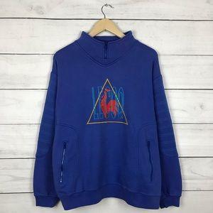 Vintage 1990s Le Coq Sportif Sweatshirt